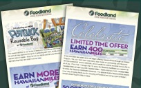 Sign up for special email savings, exclusive Foodland recipes and more!
