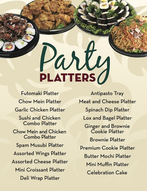 Costco party platters costco sandwich party platters