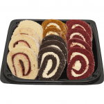 Assorted Cake Roll Platter