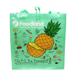 Foodland Tropical Fruit Reusable Bag