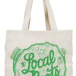 Canvas Bag Local Roots