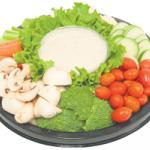 Assorted Vegetable Platter
