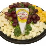 Assorted Varieties of Cheese