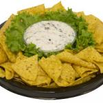 Chips and Dip Platter