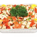 Imitation Crab Poke Pan