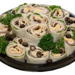 Assorted Wrap Platter