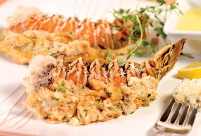 Baked Stuffed Lobster Tails Foodland