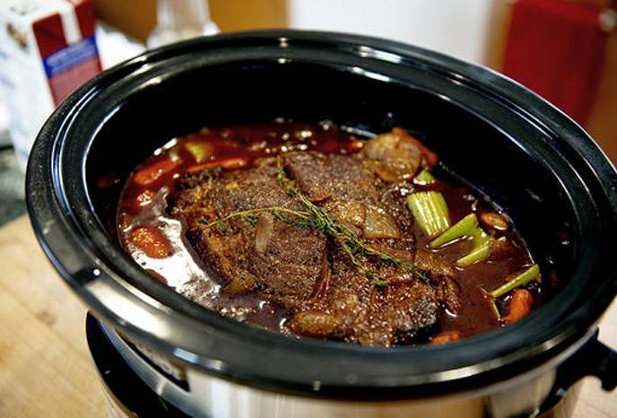 Slow Cooker Pot Roast Foodland