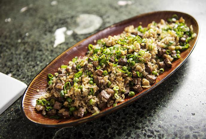 Steak Fried Rice Photo