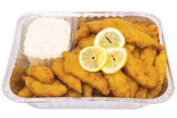 Beer Battered Fish Pan