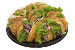 Crossiant Sandwich Platter