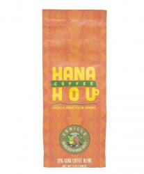 Hana Hou Coffee - Vanilla Macadamia Nut 10% Kona Blend, Ground