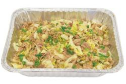Kalua Pig and Cabbage Pan