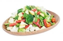 Sautéed Sasonal Vegetables