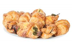 Sweet and Savory Croissant Platter